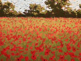 POPPY FIELD - click to view larger image...