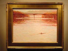Lone Sculler