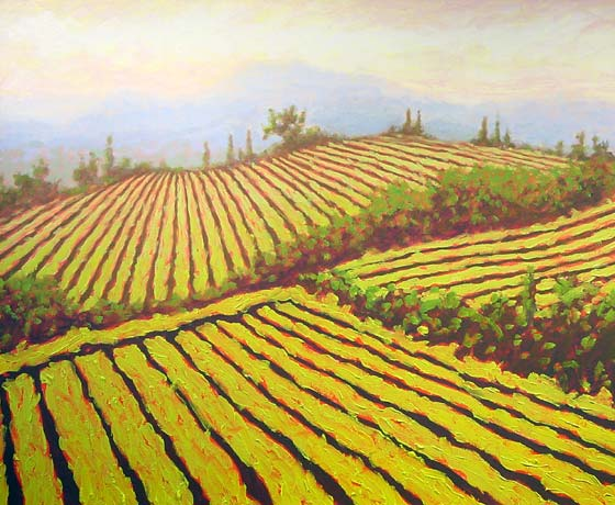 FIELDS OF ITALY II